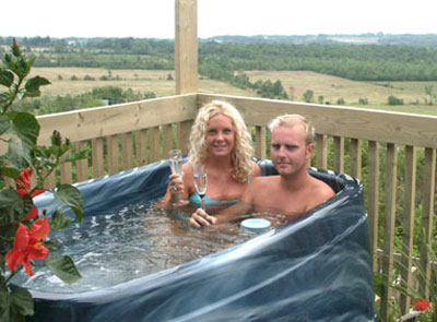 Salt lake city hot tubs for Small hot tubs for small spaces